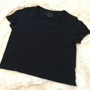 Aeropostale Seriously Soft Easy Tee Striped Top